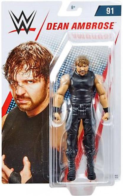 WWE Wrestling Series 91 Dean Ambrose Action Figure