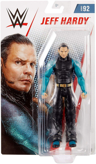 WWE Wrestling Series 92 Jeff Hardy Action Figure