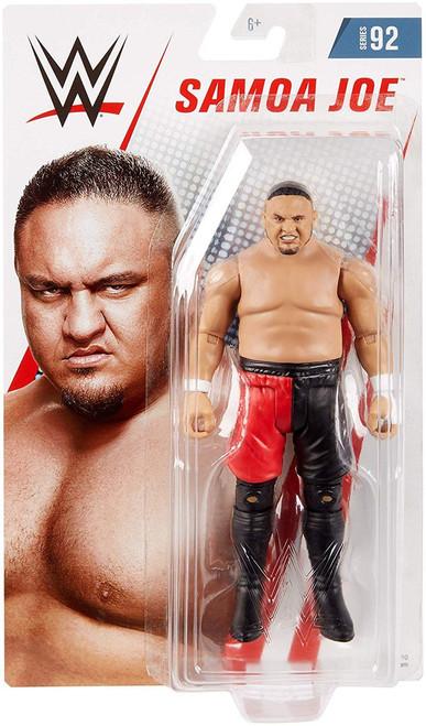 WWE Wrestling Series 92 Samoa Joe Action Figure