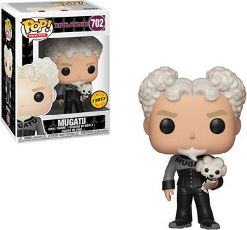 Funko Zoolander POP! Movies Mugatu Vinyl Figure #702 [Chase Version, With Poodle]
