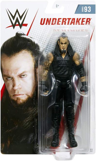 WWE Wrestling Series 93 Undertaker Action Figure