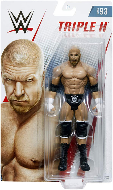 WWE Wrestling Series 93 Triple H Action Figure