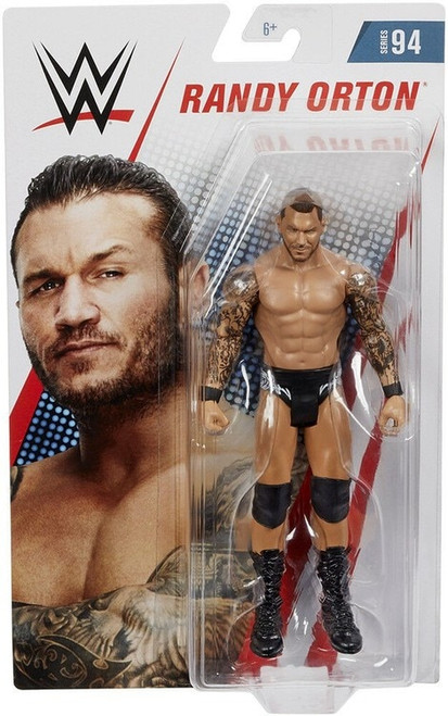 WWE Wrestling Series 94 Randy Orton Action Figure