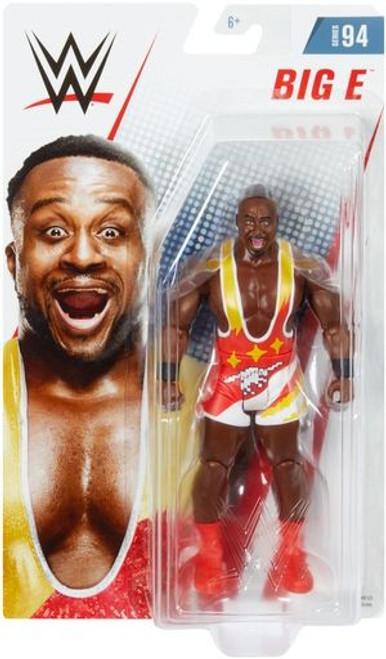 WWE Wrestling Series 94 Big E Action Figure