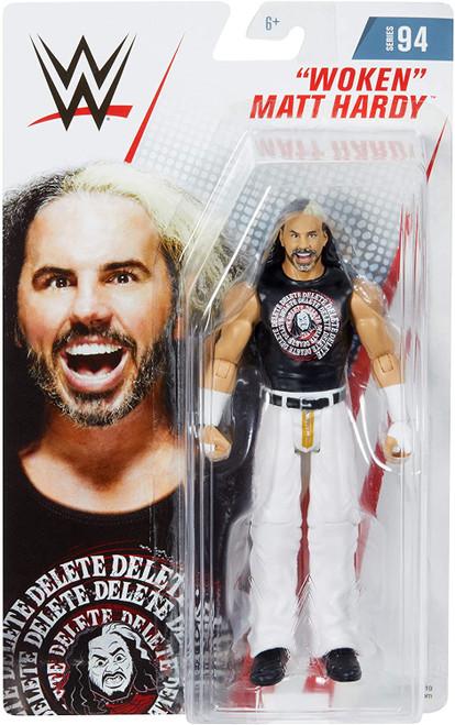 """WWE Wrestling Series 94 """"Woken"""" Matt Hardy Action Figure"""