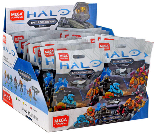 Halo Battle for the Ark Mystery Box [32 Packs]