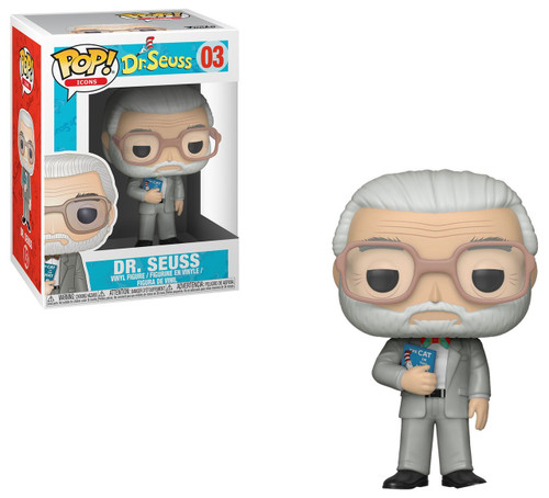 Funko POP! Icons Dr. Seuss Vinyl Figure #03