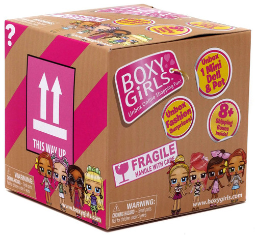 Boxy Girls Mini Box 1-Inch Mystery Pack