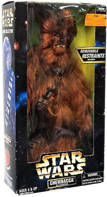 Star Wars Action Collection Chewbacca in Chains Vintage Action Figure