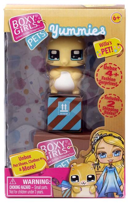 Boxy Girls Pets Yummies Mini Doll