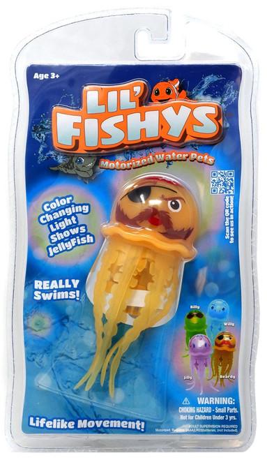 Lil' Fishys Jellys Beardy Motorized Water Pet