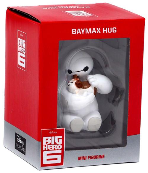 Disney Big Hero 6 Baymax Hug Baymax with Cat 3-Inch Mini Figurine