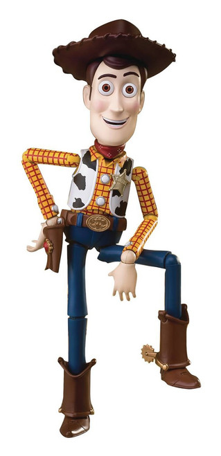 Disney Toy Story DYN 8-CTION HEROES Woody Action Figure DAH-016