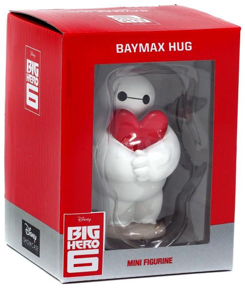 Disney Big Hero 6 Baymax Hug Baymax with Heart 3-Inch Mini Figurine