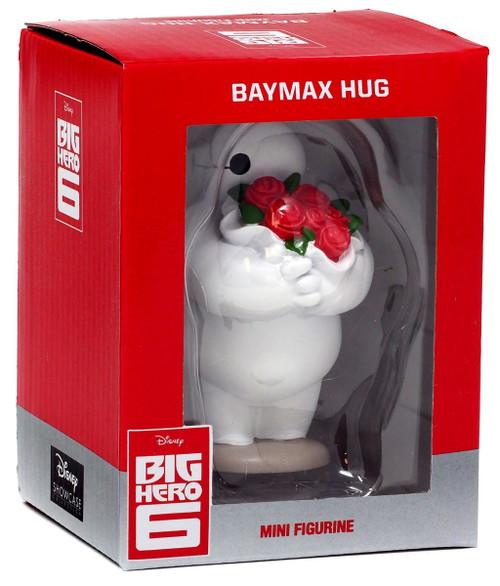 Disney Big Hero 6 Baymax Hug Baymax with Flowers 3-Inch Mini Figurine
