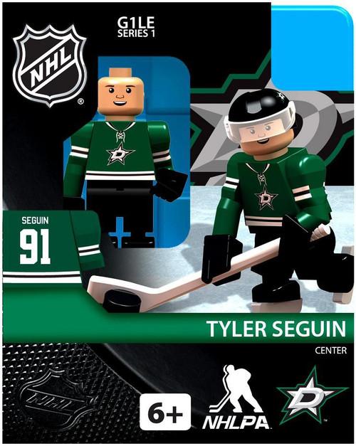 Dallas Stars NHL Generation 1 Series 1 Tyler Seguin Minifigure