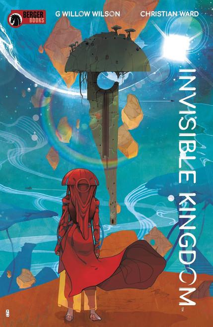 Dark Horse Invisible Kingdom #1 Comic Book