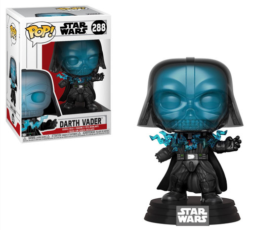 Funko Return of the Jedi POP! Star Wars Darth Vader Vinyl Figure #288 [Electrocuted]
