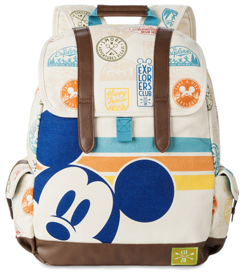 Disney Mickey Mouse Exclusive Backpack