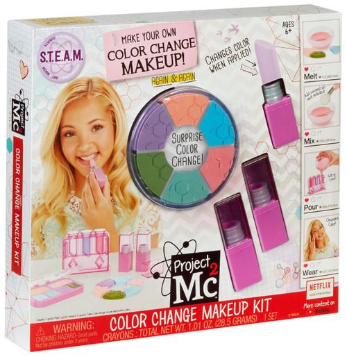 Project MC2 Color Change Makup Kit