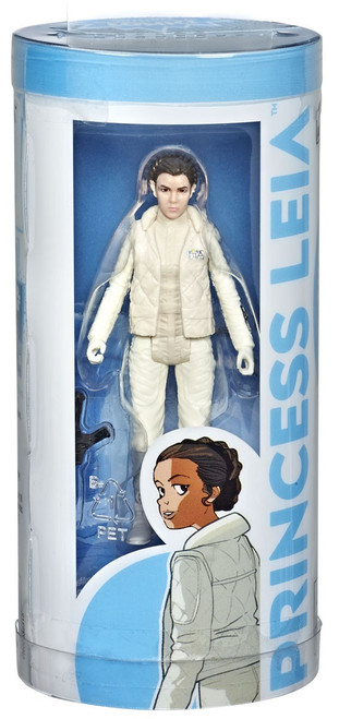Star Wars Story in a Box Princess Leia Action Figure & Comic