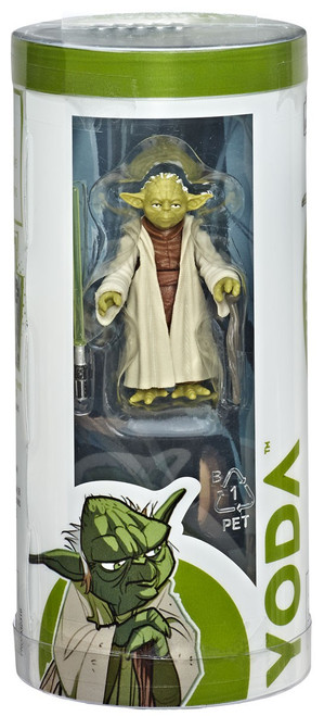 Star Wars Story in a Box Yoda Action Figure & Comic