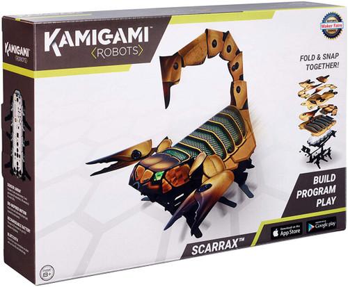 Kamigami Robots Scarrax Robot