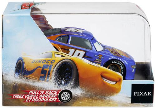 Disney / Pixar Cars Cars 3 Pull 'N' Race Bobby Swift Exclusive Diecast Car