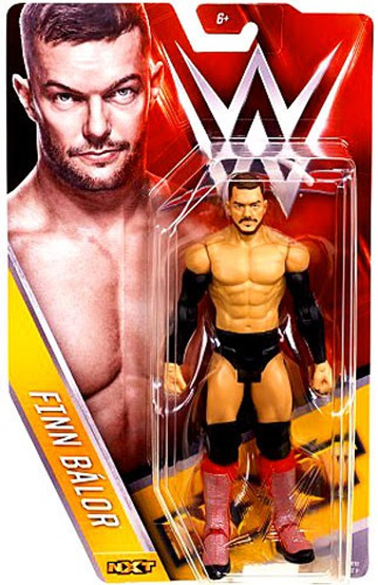 WWE Wrestling Series 57 Finn Balor Action Figure [NXT, Damaged Package]