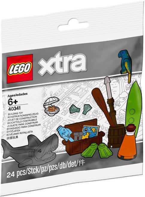LEGO Xtra Sea Accessories Set #40341