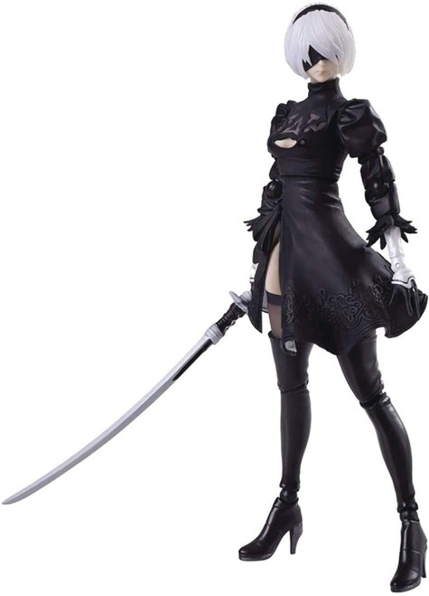 NieR: Automata Bring Arts 2B Action Figure [Version 2]
