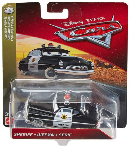 Disney / Pixar Cars Cars 3 Radiator Springs Sheriff Diecast Car