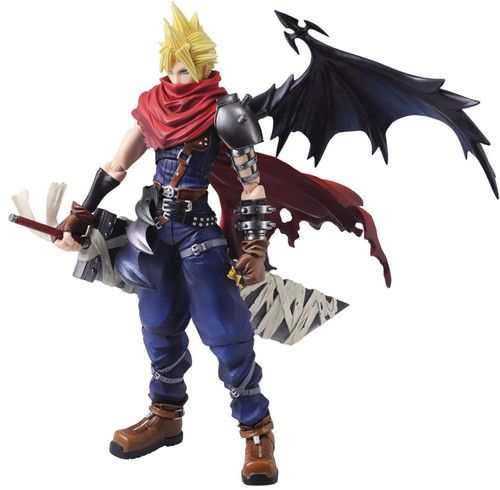 Final Fantasy VII Bring Arts Cloud Strife Action Figure [Another Form]