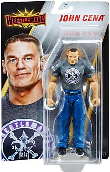 WWE Wrestling WrestleMania 35 John Cena Action Figure