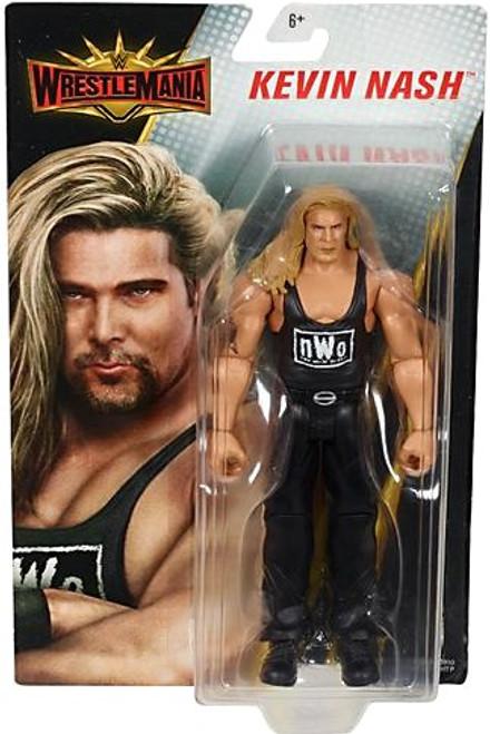 WWE Wrestling WrestleMania 35 Kevin Nash Action Figure