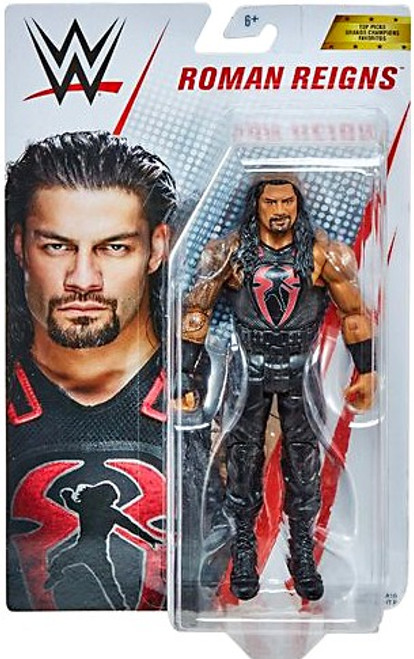 WWE Wrestling Top Talents 2019 Roman Reigns Action Figure