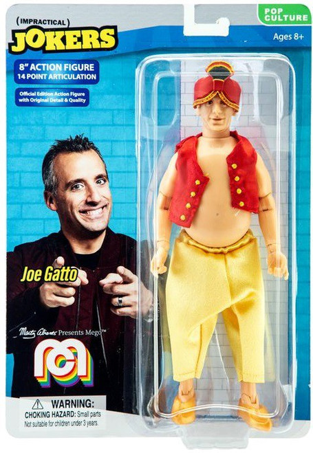 Impractical Jokers Pop Culture Joe Gatto Action Figure