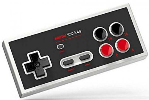 8bitdo N30 2.4G GamePad for NES Classic Wireless Controller