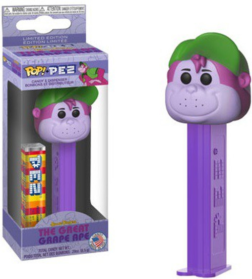 Funko Hanna-Barbera POP! PEZ Grape Ape Candy Dispenser