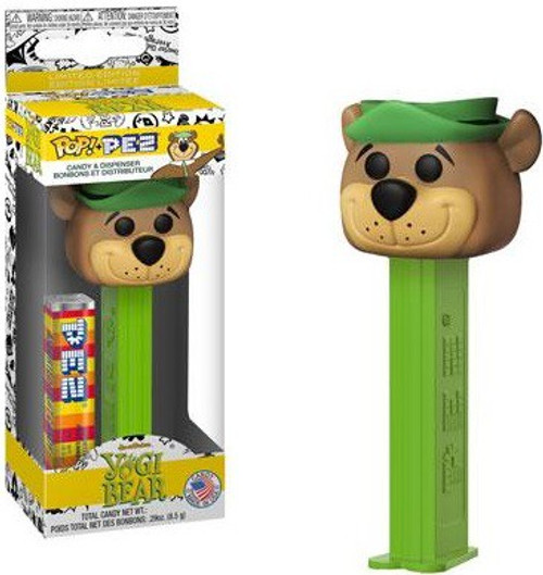 Funko Hanna-Barbera POP! PEZ Yogi Bear Candy Dispenser [Green, Regular Version]