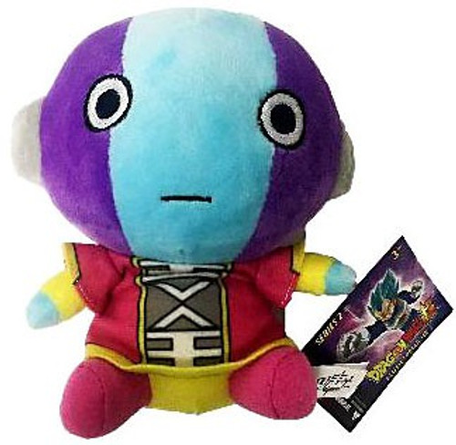 Dragon Ball Super Series 2 Zeno 6-Inch Plush