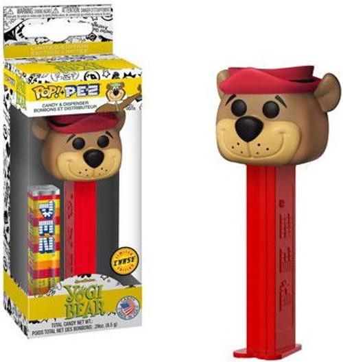 Funko Hanna-Barbera POP! PEZ Yogi Bear Candy Dispenser [Red, Chase Version]