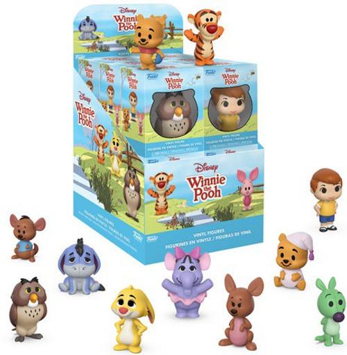 Funko Disney Mini Vinyls Winnie the Pooh Box [12 Packs]