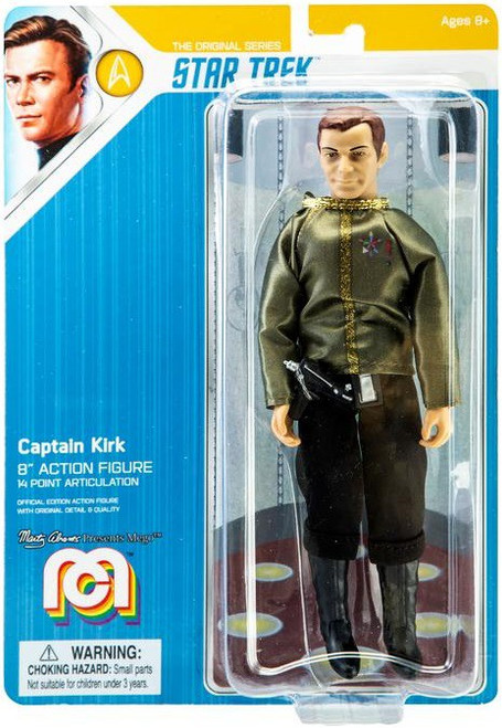 Star Trek Kirk Action Figure [Dress Uniform]