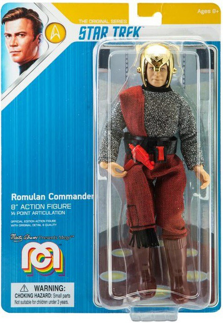 Star Trek Romulan Commander Action Figure