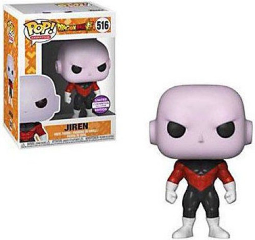 Funko Dragon Ball Z POP! Animation Jiren Exclusive Vinyl Figure #516
