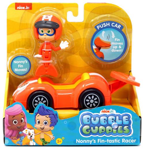 Bubble Guppies Nonny's Fin-Tastic Racer Vehicle Set
