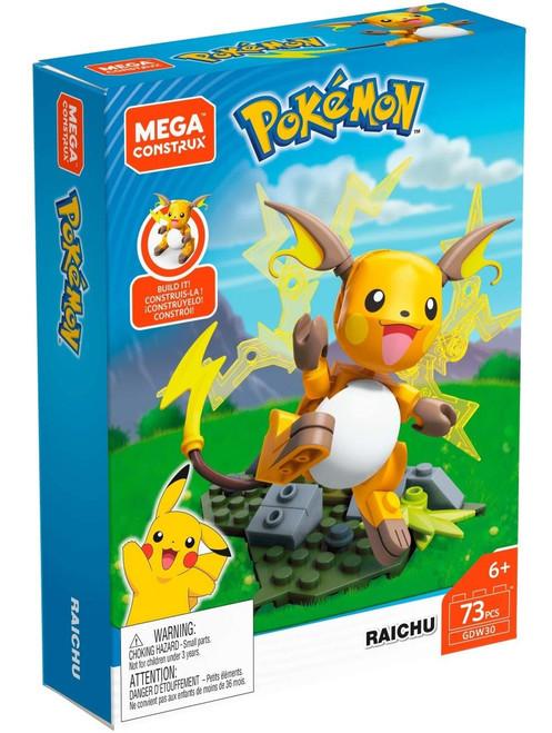 Pokemon Raichu Set