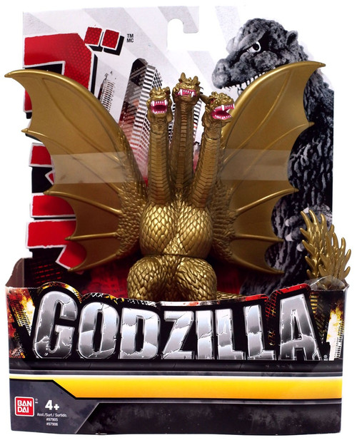 Godzilla King Ghidorah Vinyl Figure