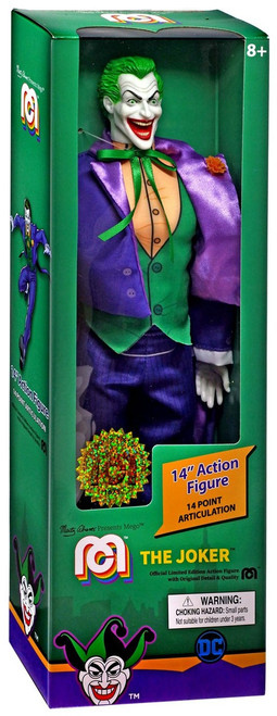 DC Joker Action Figure [New 52]